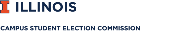 Campus Student Election Commission at the University of Illinois